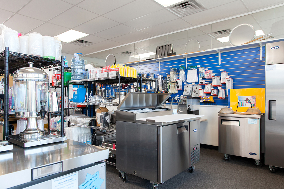 At RM Restaurant Supplies, We Have New Kitchen Equipment Designed To Wow  You. Our Equipment Not Only Offers Top Notch Functionality, But Also Comes  In Many ...